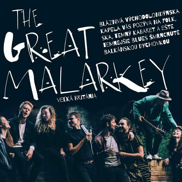Koncert The Great Malarkey