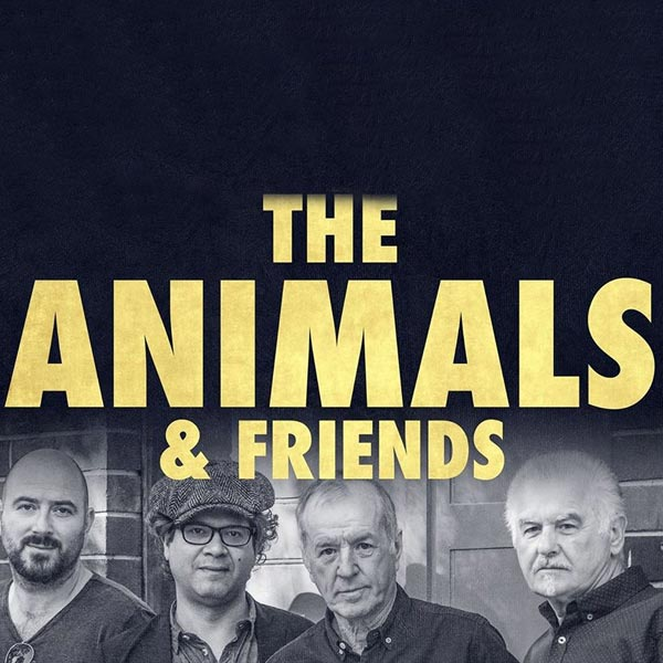 The Animals a friends
