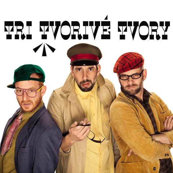Tri tvorivé tvory  - 3 T