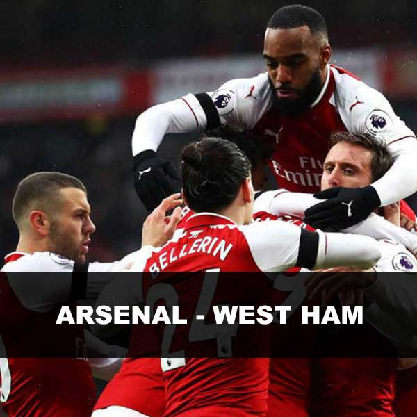 Arsenal – West Ham