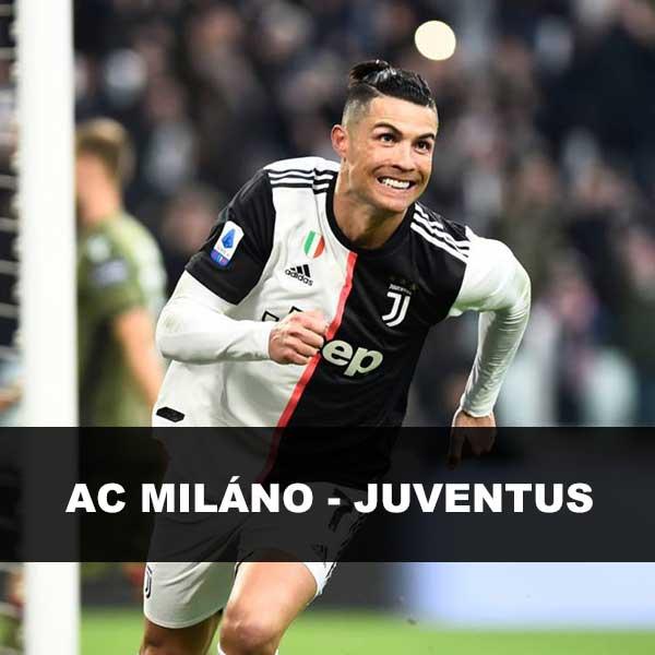 AC Miláno - Juventus (autobusom)