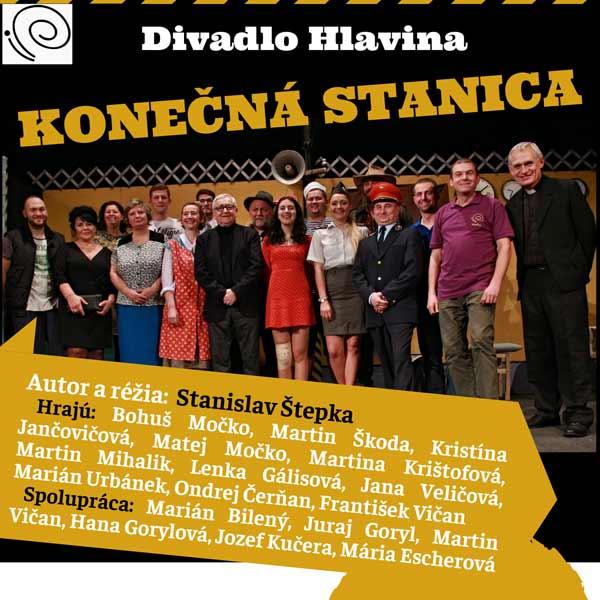 Stanislav Štepka: KONEČNÁ STANICA