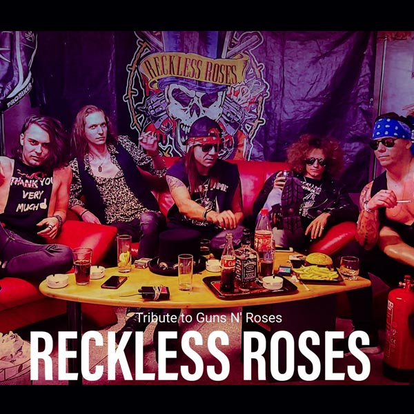 Guns N´Roses Revival – Recless Roses