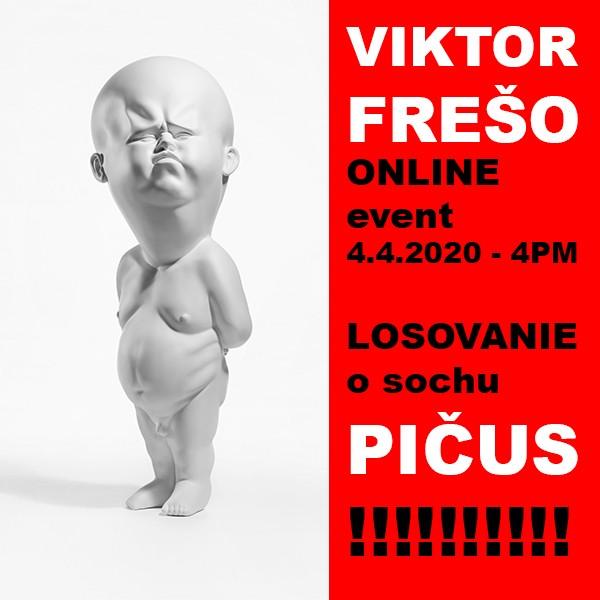Viktor Frešo Online Event