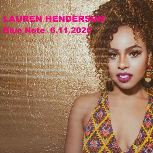 Lauren Henderson (USA)
