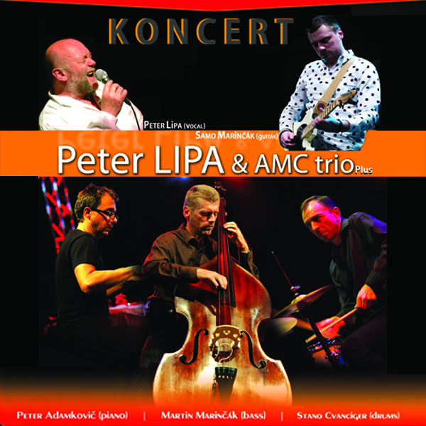 Peter Lipa a AMC trio