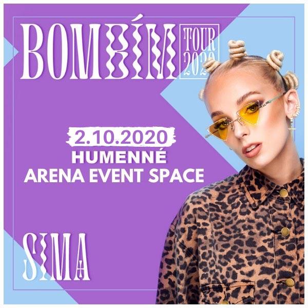 SIMA – BOMBÍM Tour