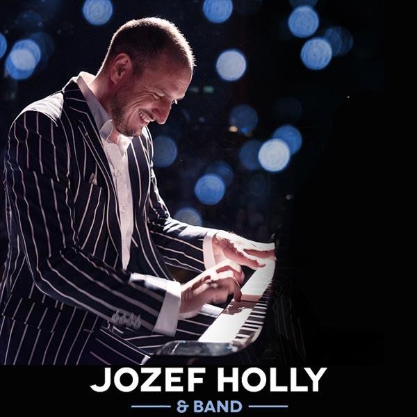Jozef Holly a band – jediný klubový koncert
