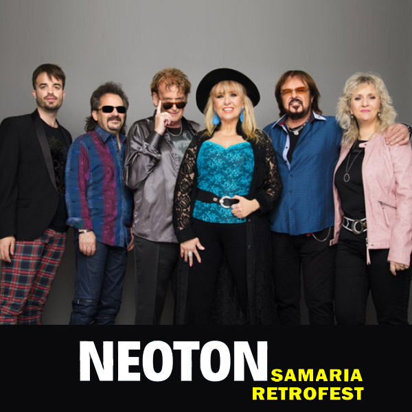 Samaria retrofest / NEOTON live koncert