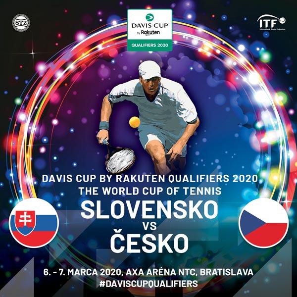 Davis Cup Slovensko – Česko