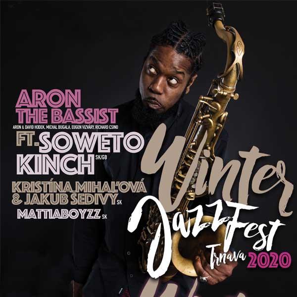 Winter JazzFest Trnava