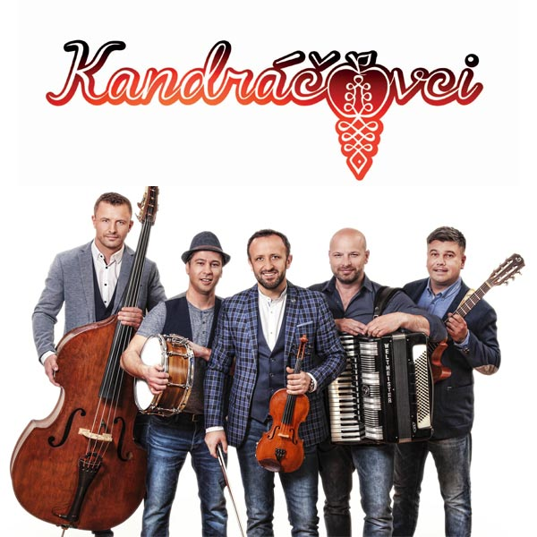 Kandráčovci & OLDIES DISCO