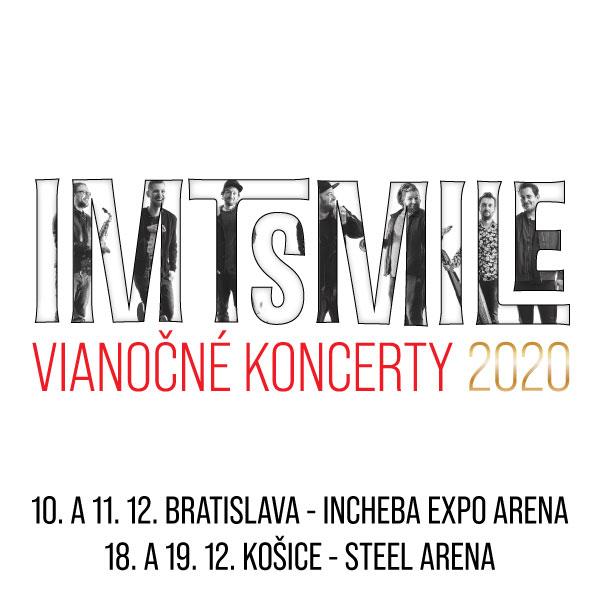 IMT SMILE – Vianočné koncerty 2020
