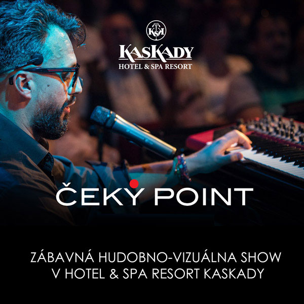 ČEKY POINT – Marián Čekovský a jeho hostia