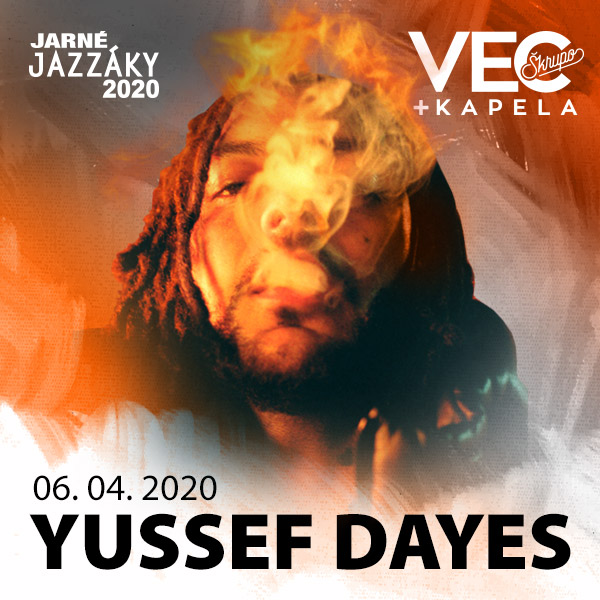 Yussef Dayes / Vec & Škrupo + kapela
