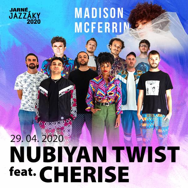 Nubiyan Twist / Madison McFerrin
