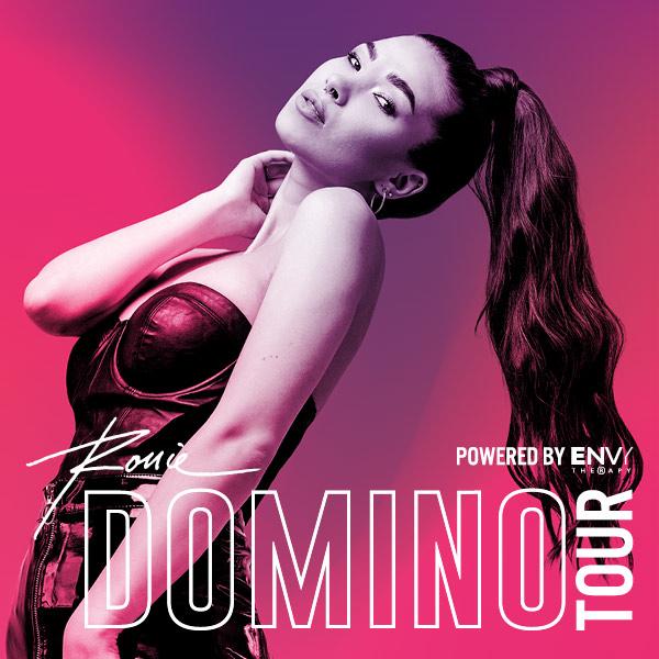 RONIE DOMINO TOUR 2020