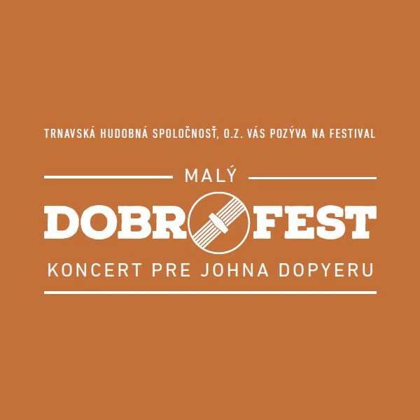 DOBROFEST TRNAVA 2020
