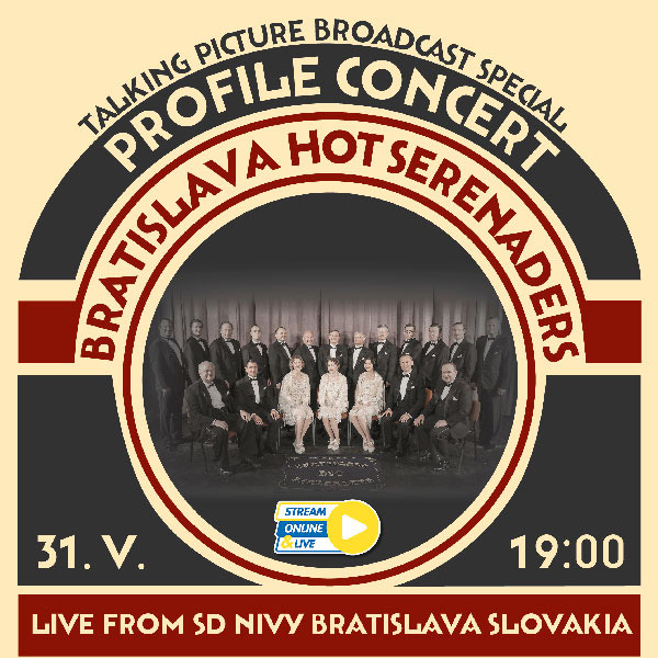 Profile Concert May Live Stream