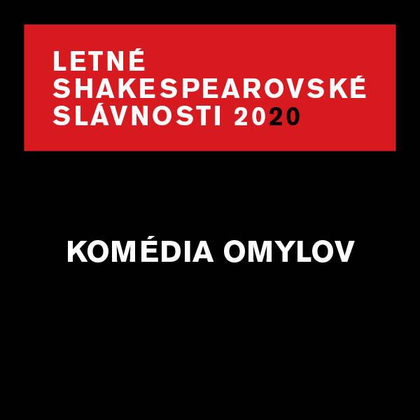 KOMÉDIA OMYLOV - LSS 2020