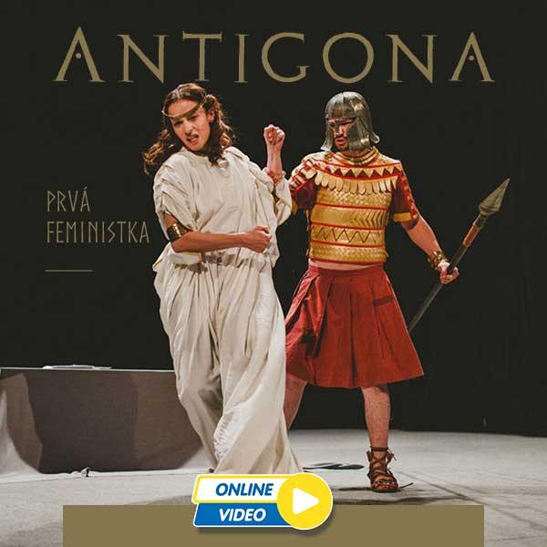 Antigona - Prvá feministka