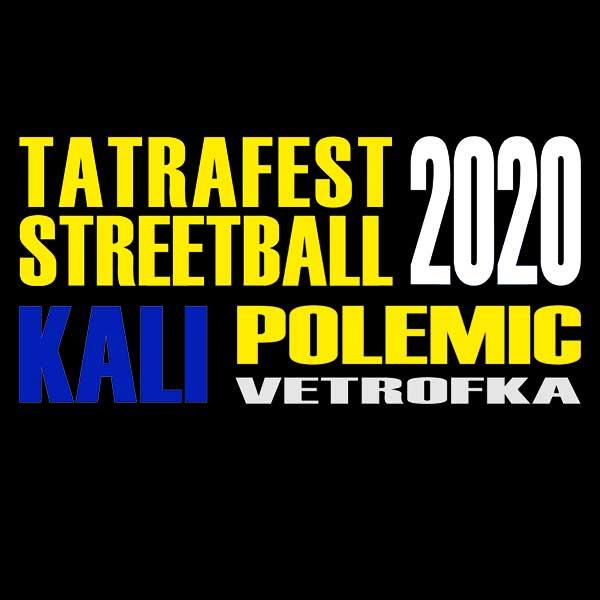 Tatrafest Streetball 2020