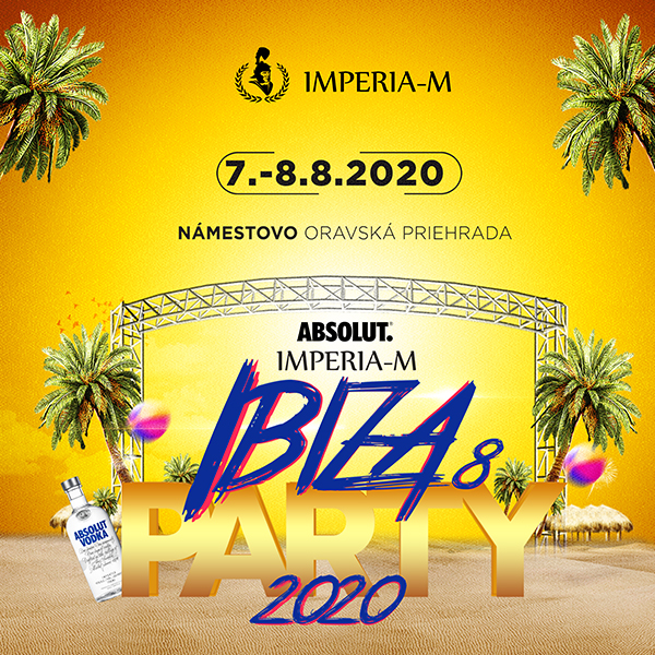 IBIZA PARTY IMPERIA-M, Námestovo