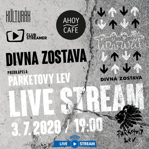 LIVE STREAM - DIVNA ZOSTAVA