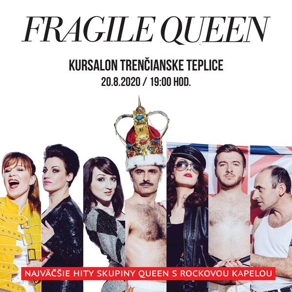 Fragile Queen Kursalon Tr. Teplice