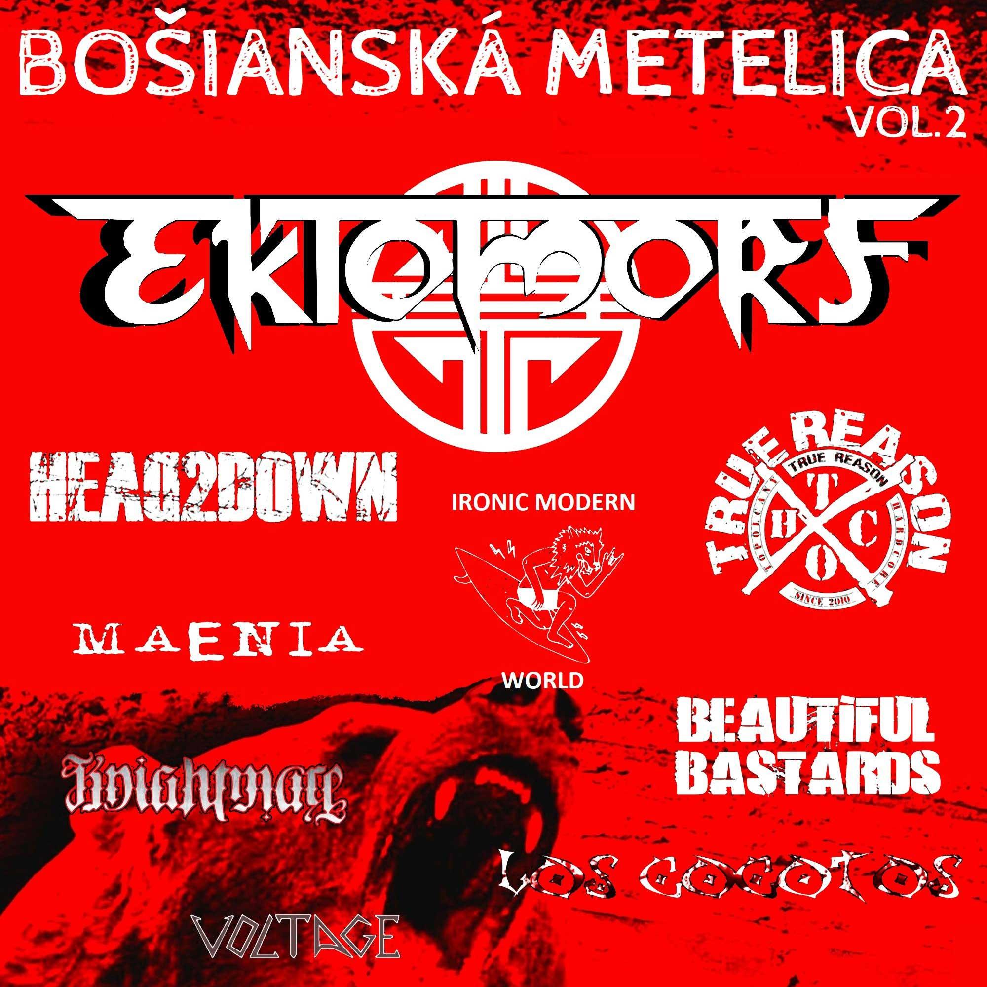 Bošianská metelica vol.2 - Ektomorf (HU)