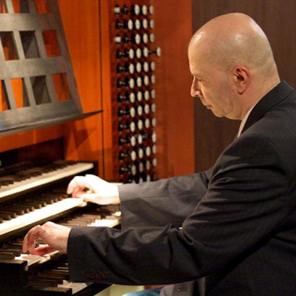 David Di FIORE, organ (USA, SR)