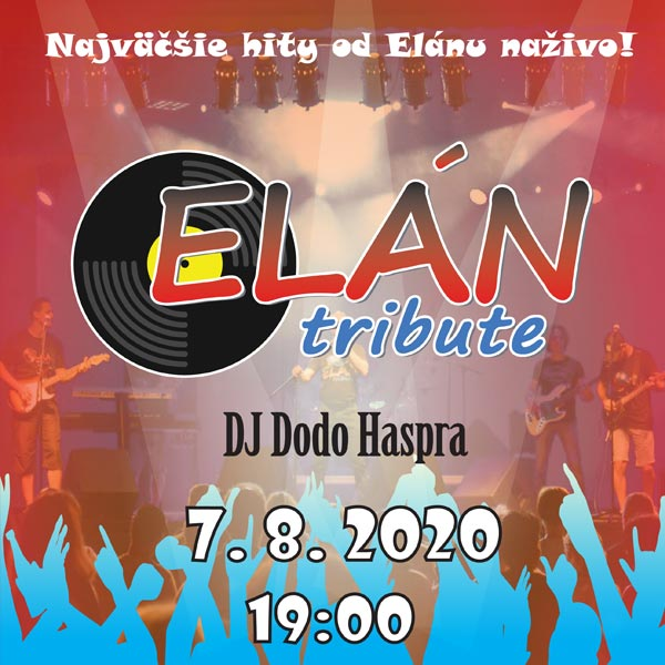 Elán Tribute