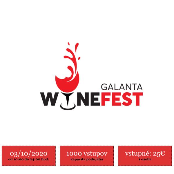 WineFest Galanta