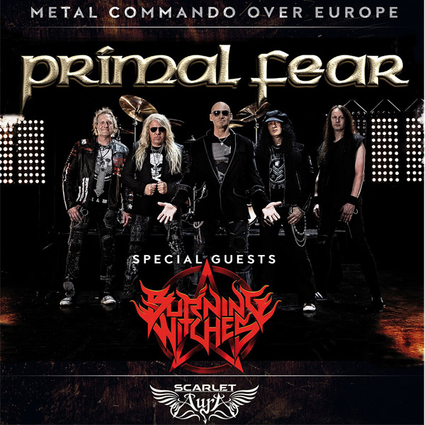 """Metal Commando over Europe"""