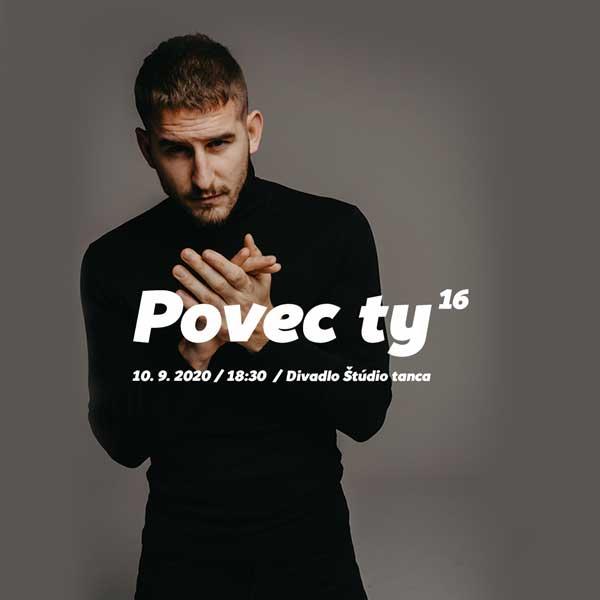 POVEC TY 16 - zábavno-inšpiratívna talkshow