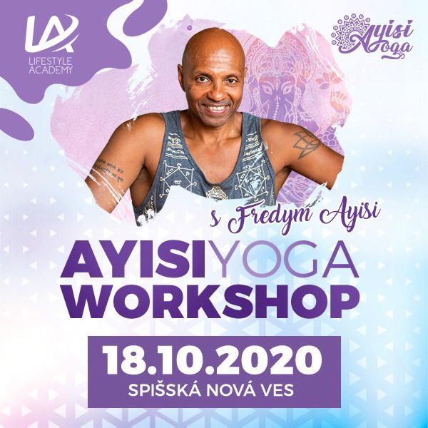 AYISI YOGA WORKSHOP