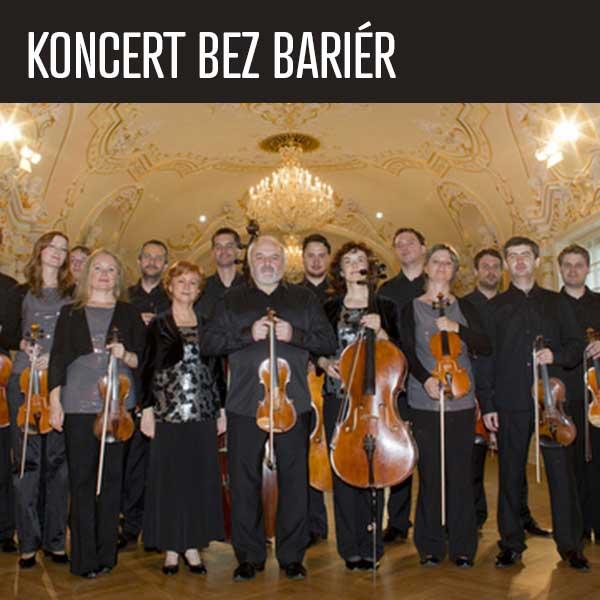 Koncert bez bariér