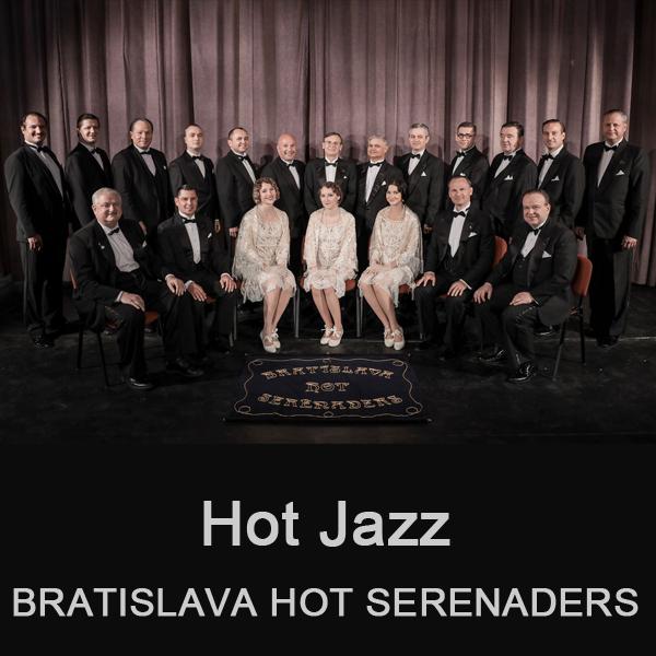 Hot Jazz - BRATISLAVA HOT SERENADERS