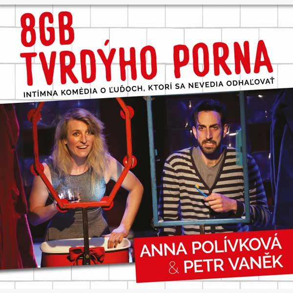Divadlo Povalač - 8GB tvrdeho porna