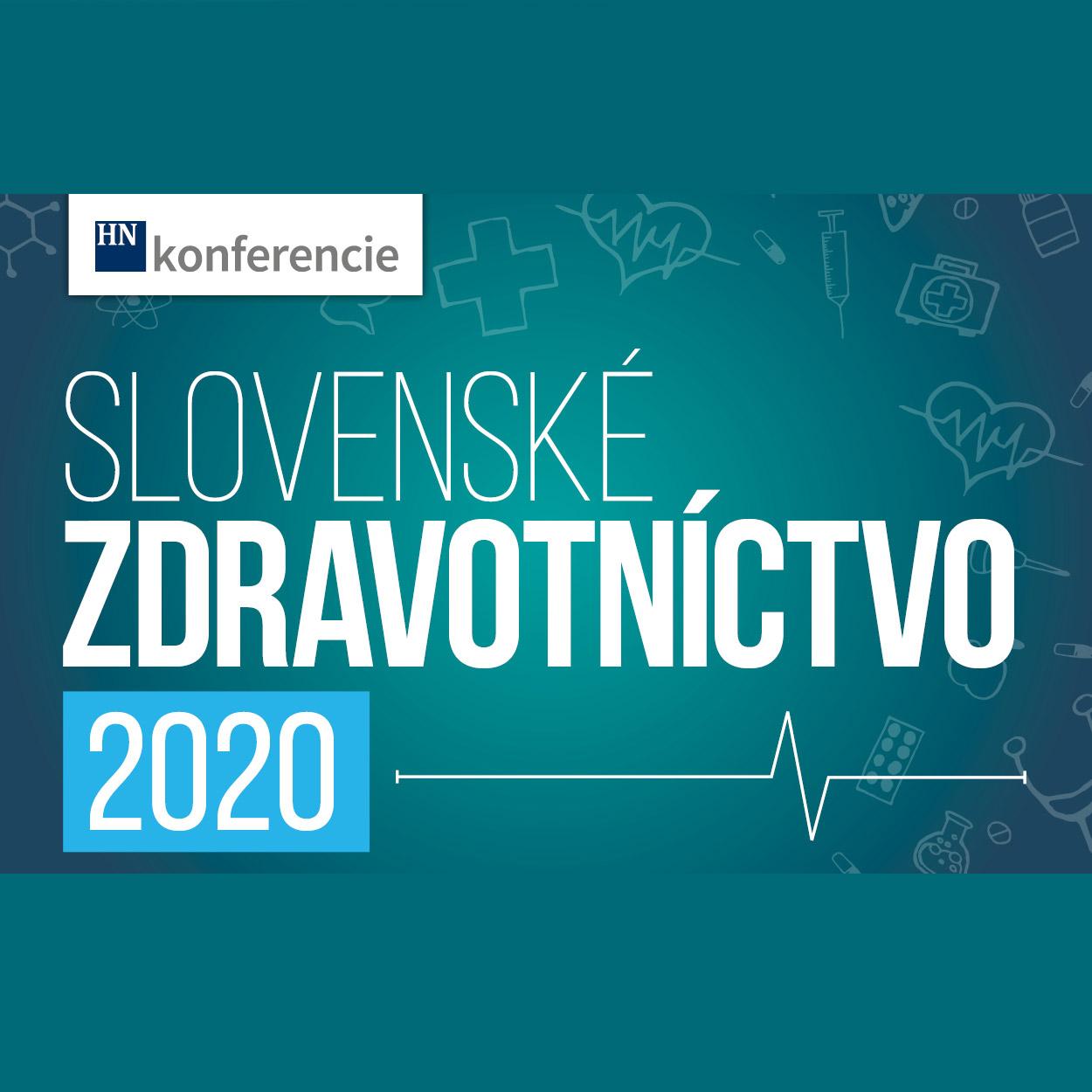 SLOVENSKÉ ZDRAVOTNÍCTVO 2020