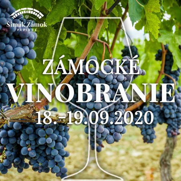 Zámocké vinobranie na zámku