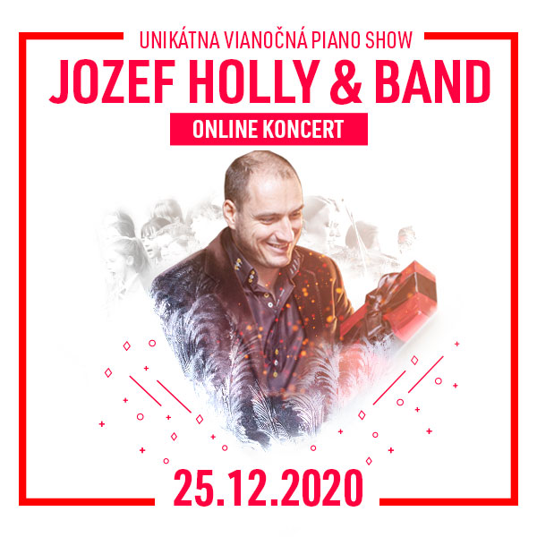 Jozef Holly band & strings ONLINE