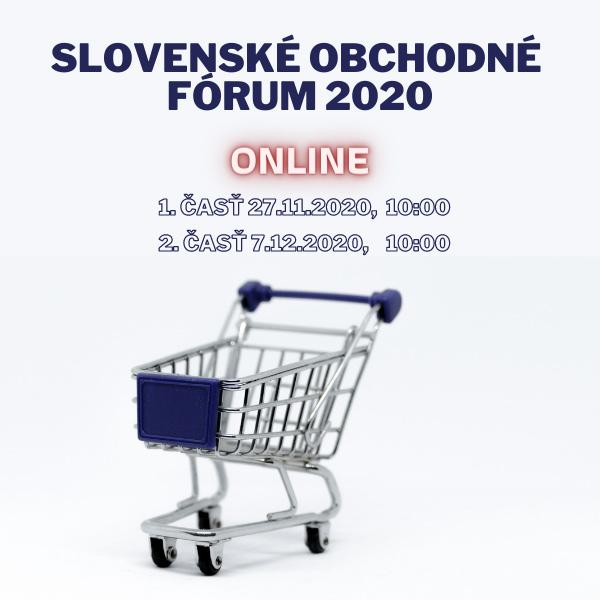 Slovenské obchodné fórum 2020