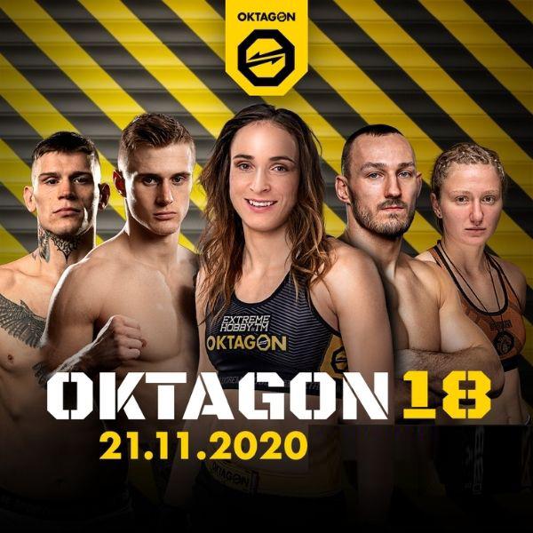 OKTAGON 18 - VÝCHOD VS. ZÁPAD