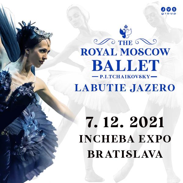 ROYAL MOSCOW BALLET - LABUTIE JAZERO
