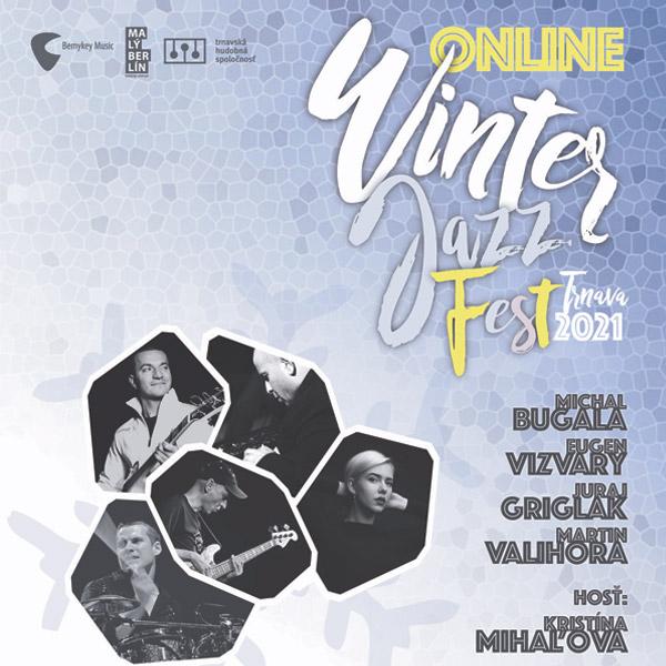 LIVE Stream: Winter JazzFest Trnava 2021 Online