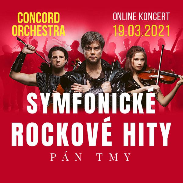 Online koncert - CONCORD ORCHESTRA