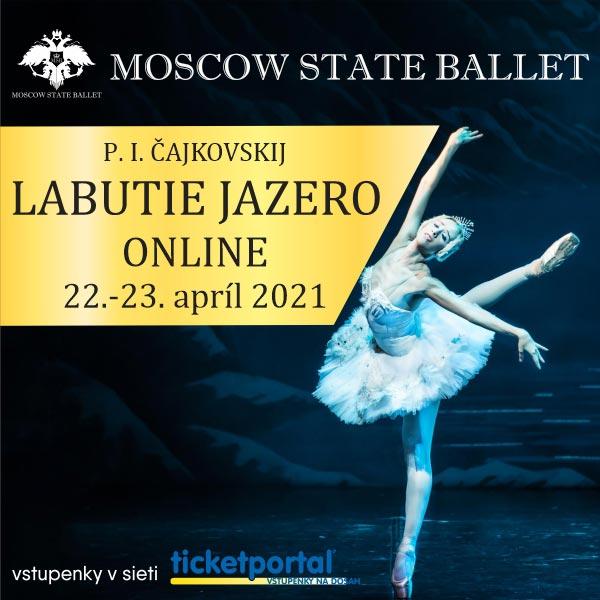 MOSCOW STATE BALLET: LABUTIE JAZERO ONLINE