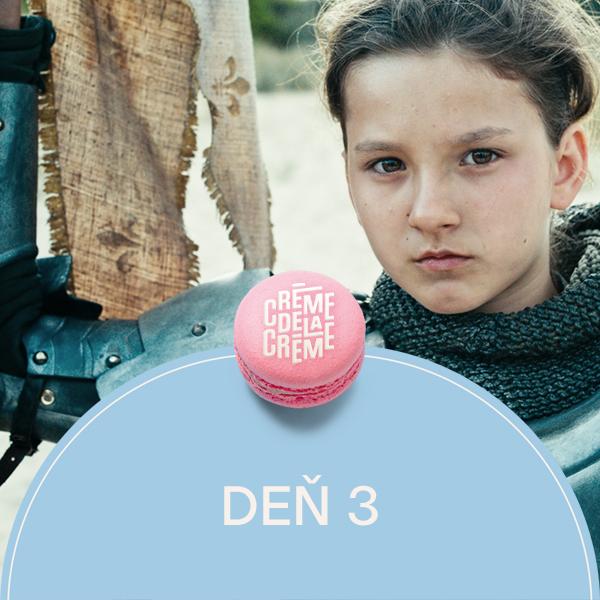 Edisonline: Crème de la Crème - Deň 3