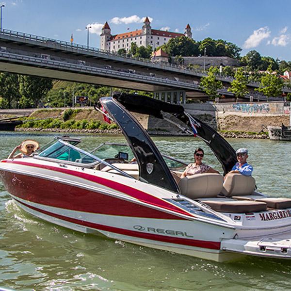 SPEEDBOATS.SK - rýchločlny na Dunaji